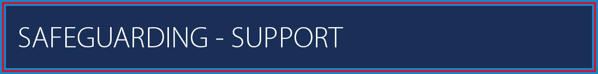 Safeguarding-Support
